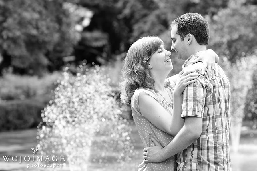 Cantigny Park Illinois Engagement Session