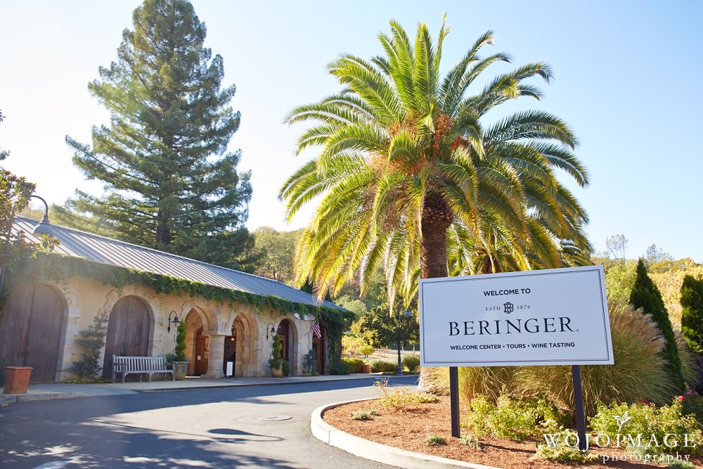Beringer Winery Napa Valley