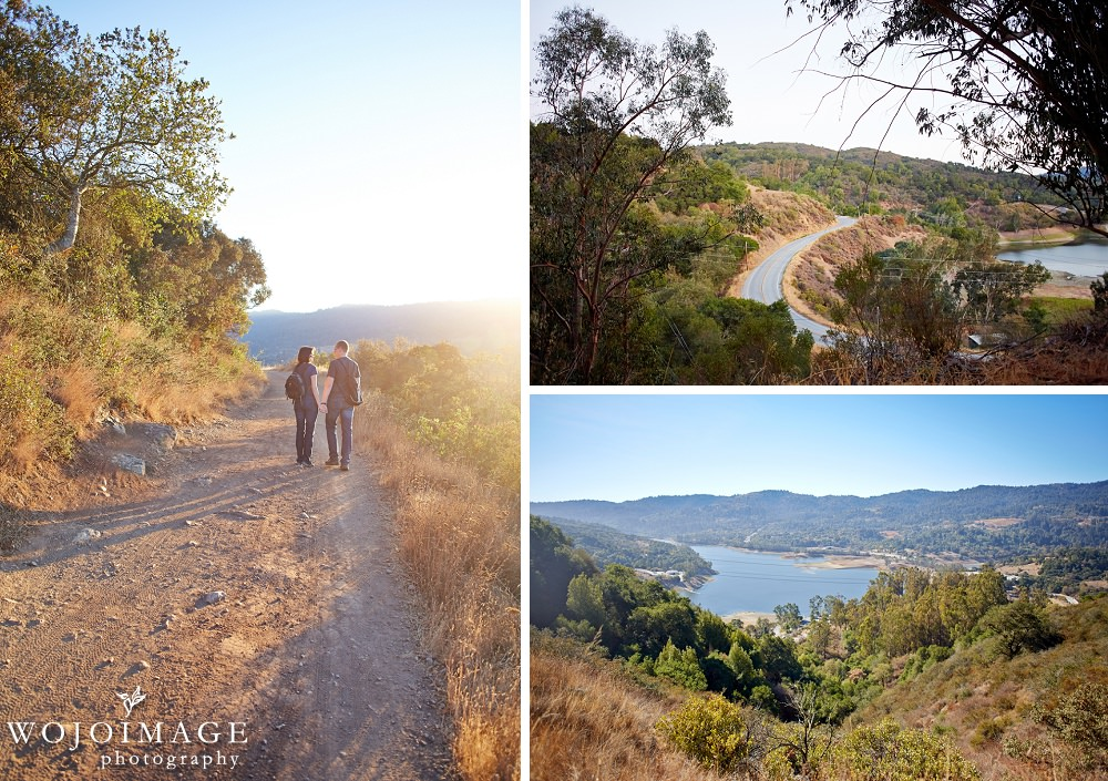 Hiking in Los Gatos California
