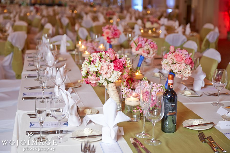 Milwaukee Athletic Club Wedding Reception