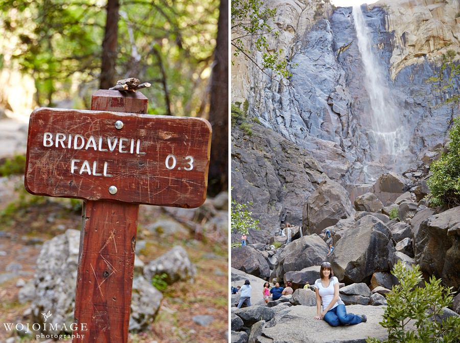 Bridalveil Fall Yosemite