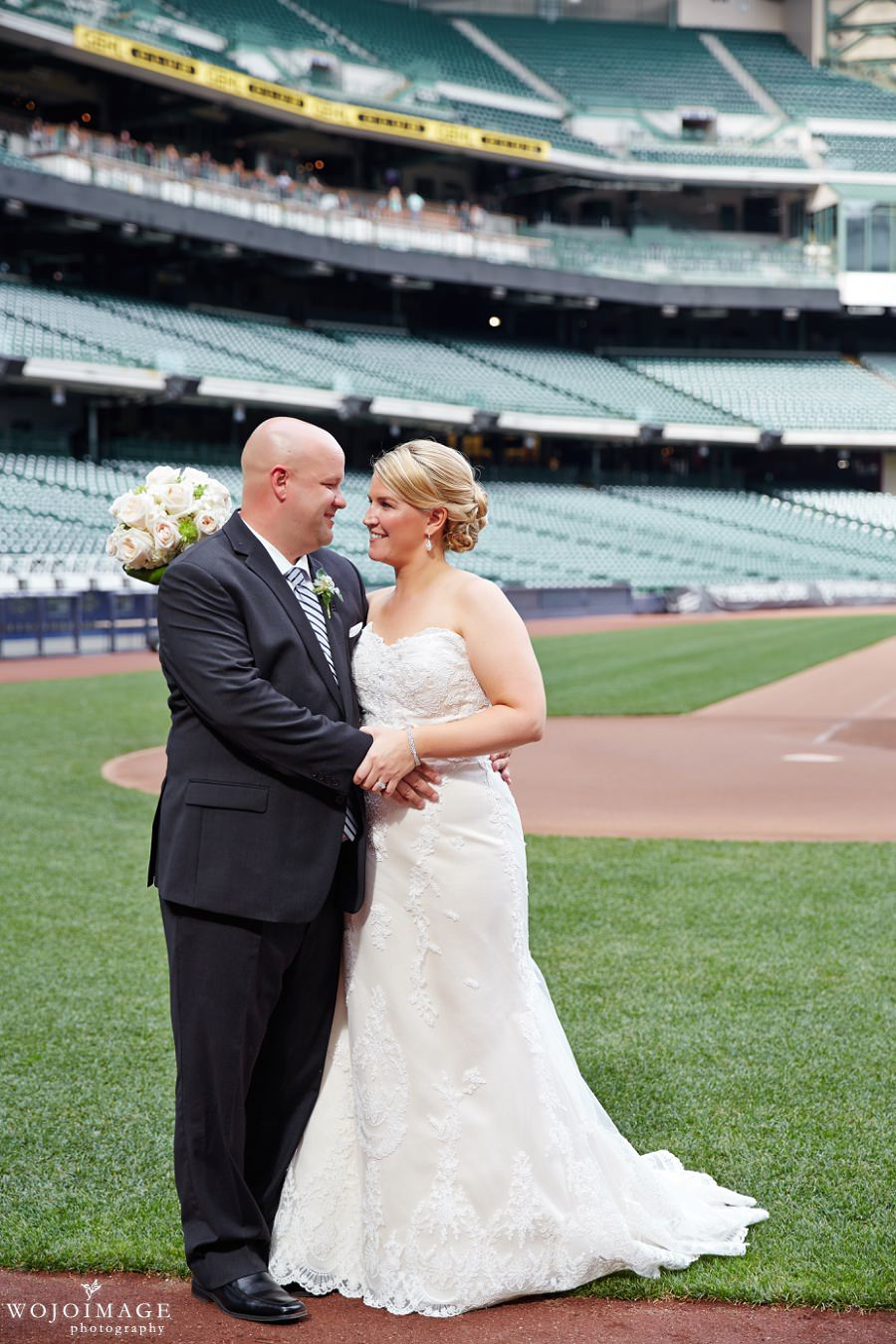 Miller Park Wedding Photos