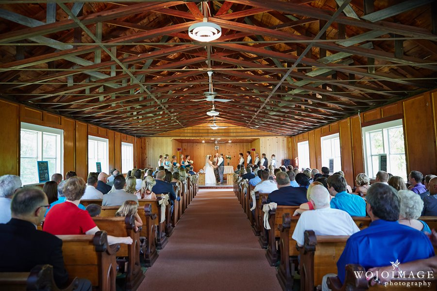 The Chapel at Glacier Hills Park Wedding