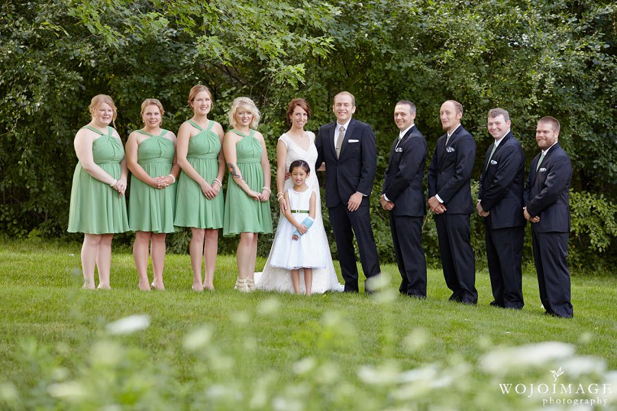 Lumen Christi Parish Mequon Wisconsin Wedding