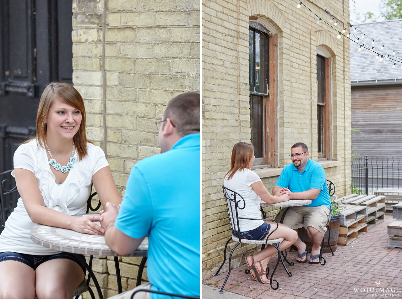 Cedarburg Wisconsin Engagement Session