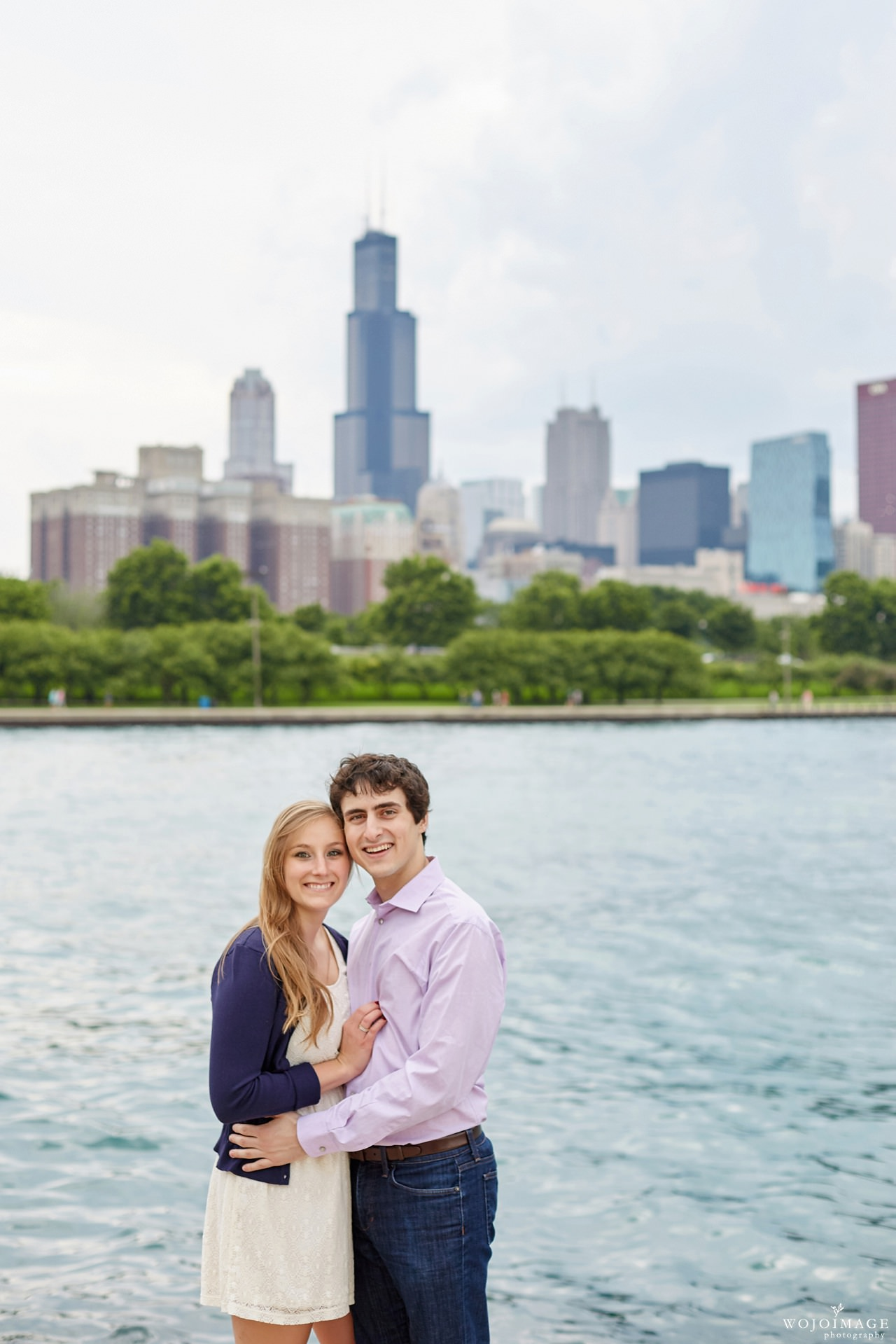 Chicago Museum Campus Engagement Session