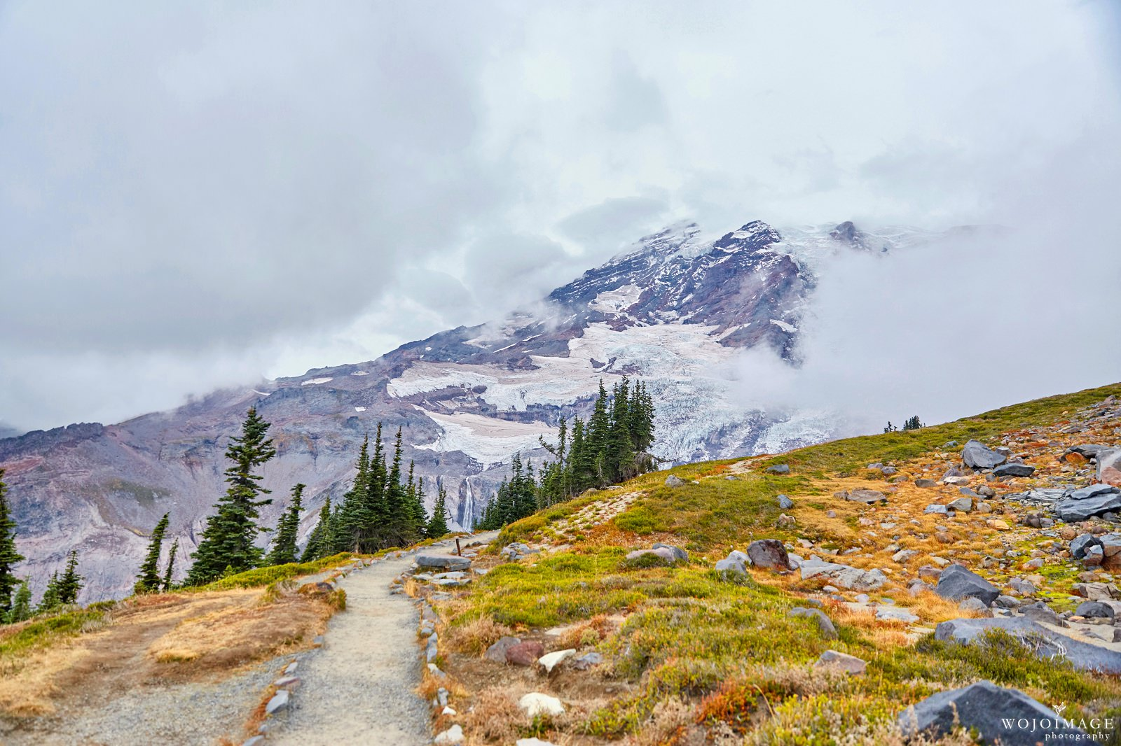 Skyline Trail Mount Rainier National Park
