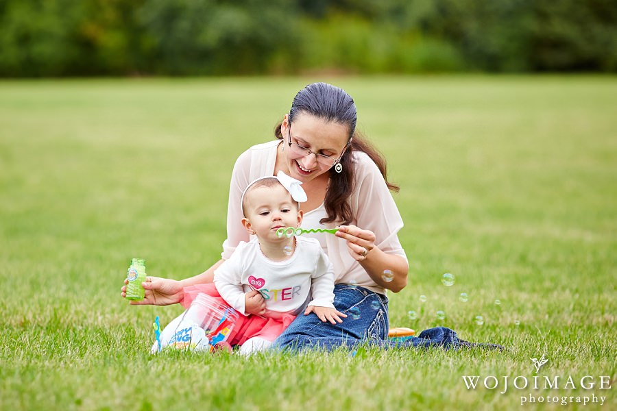 Toddler with Bubbles Photos