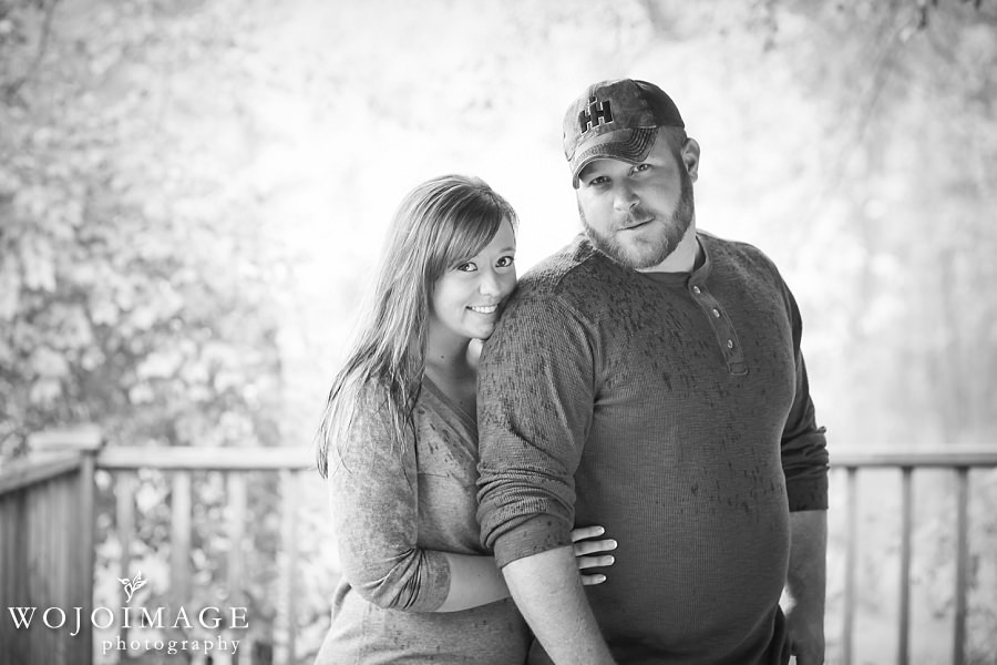 Harrington Beach State Park Engagement Photos