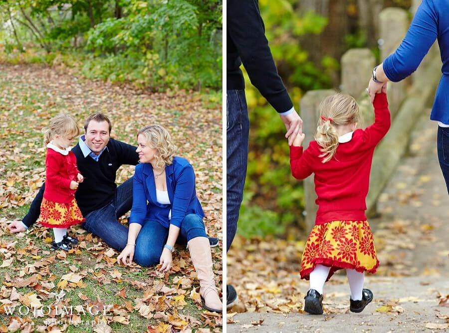Kletzsch Park Milwaukee Family Lifestyle Session