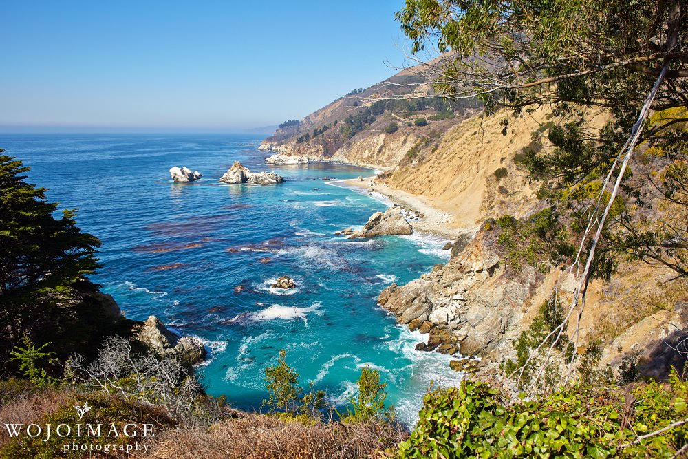 Julia Pfeiffer Big Sur California