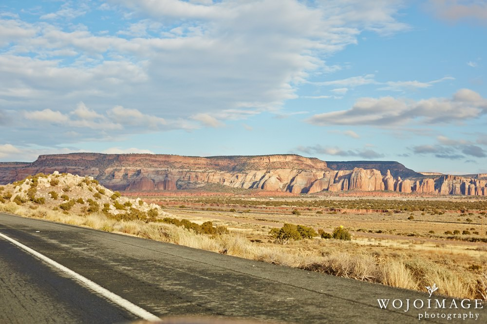 Driving Through New Mexico