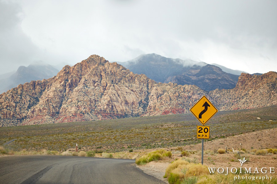 Red Rock Canyon Nevada Drive