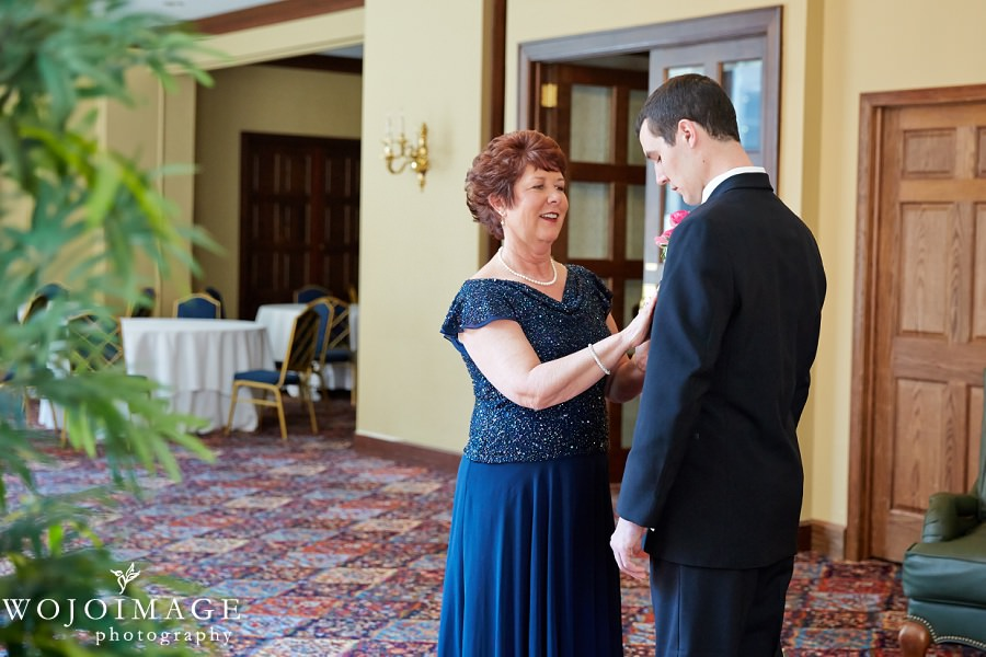 Milwaukee Athletic Club Rooftop Wedding