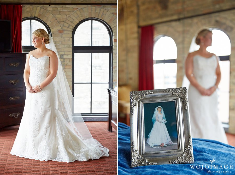 Brewhouse Inn and Suites MIlwaukee Wedding Preparatio
