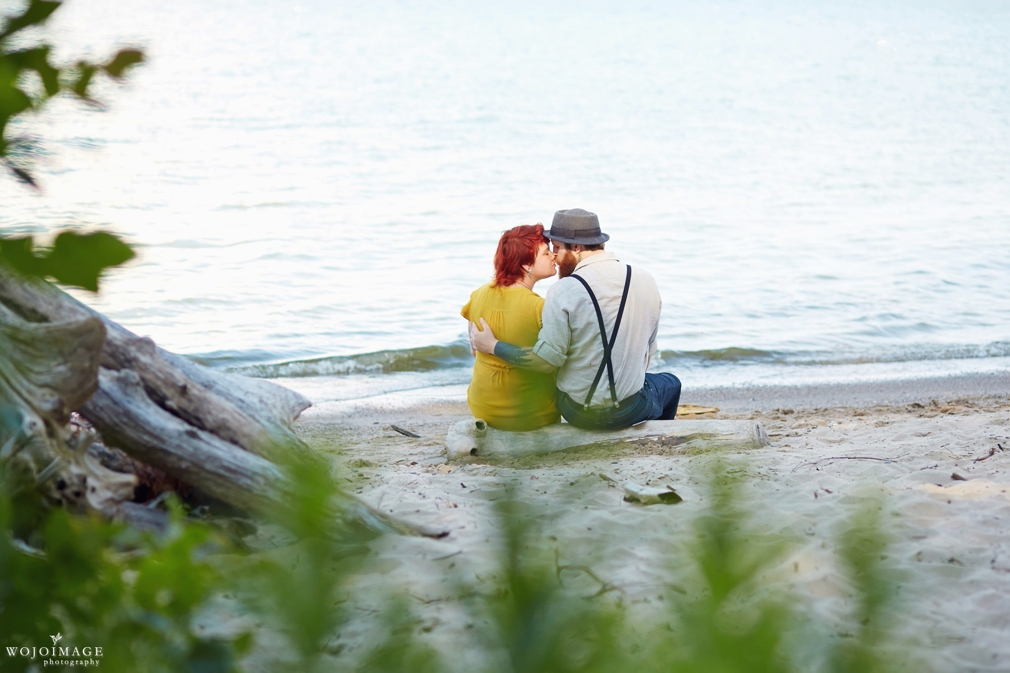 Pacific Northwest Adventurous Engagement Photographer