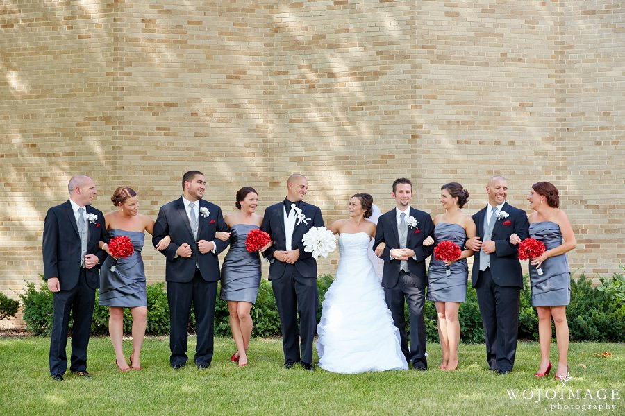 Lawrence University Appleton Wisconsin Wedding Photos