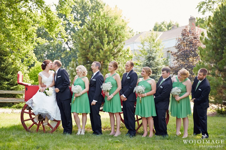 Katie and Tim-The Family Farm Wisconsin Wedding
