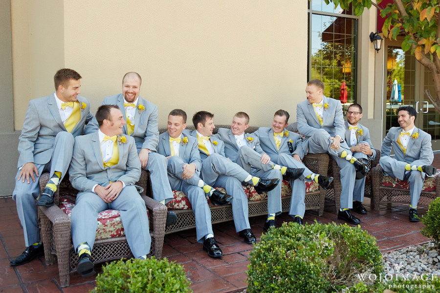 Bridgewood Golf Course Wedding