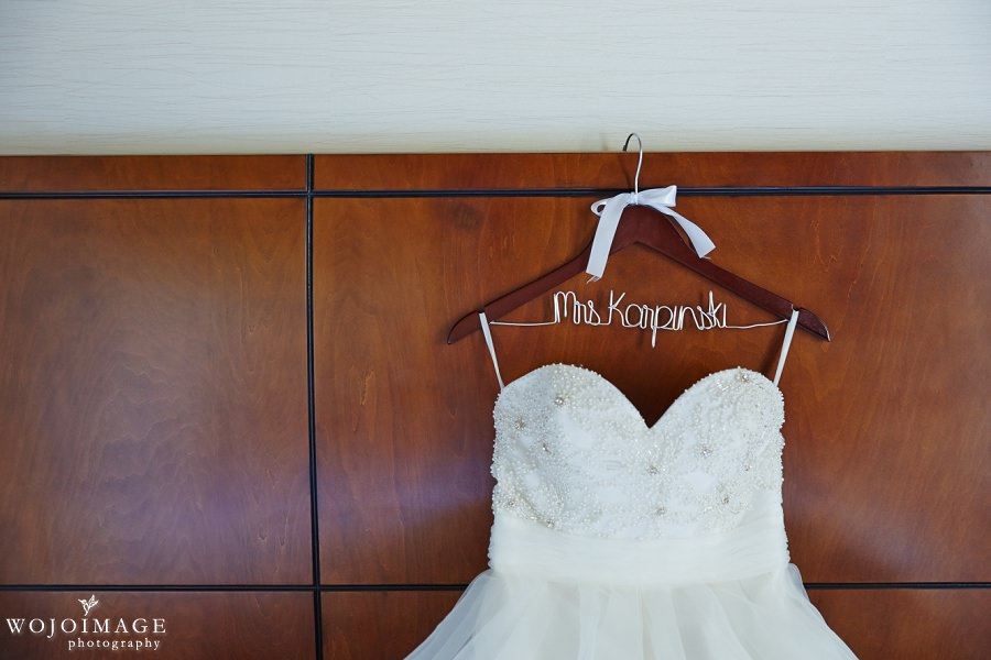 Hilton Garden Inn Milwaukee Wedding Preparation