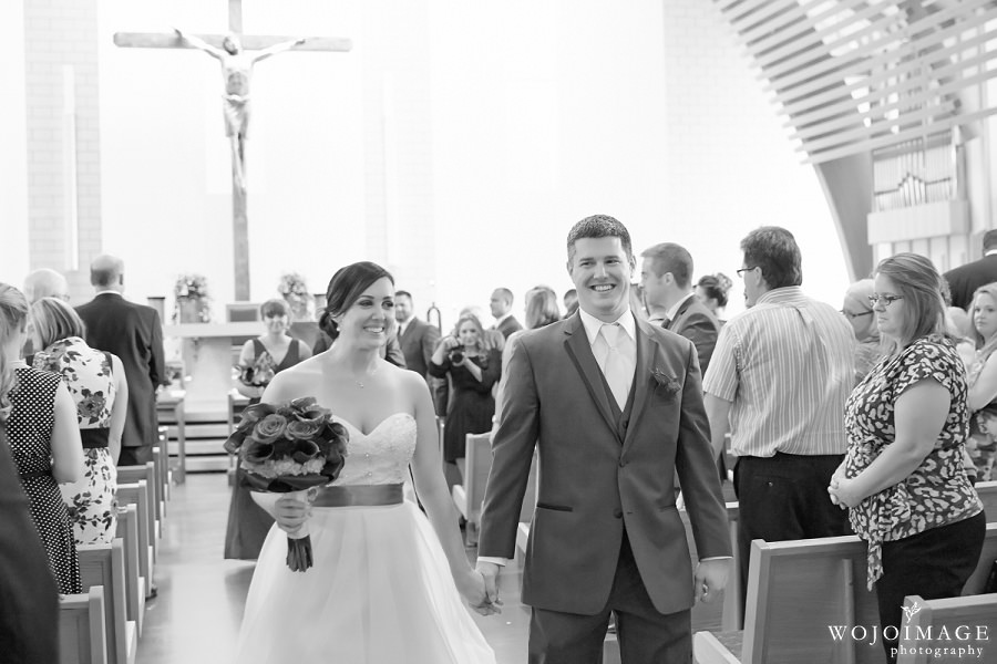St Anthony's Parish in Menomonee Falls Wedding