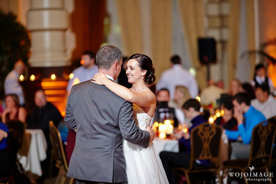 The Grain Exchange Downtown Milwaukee Wedding