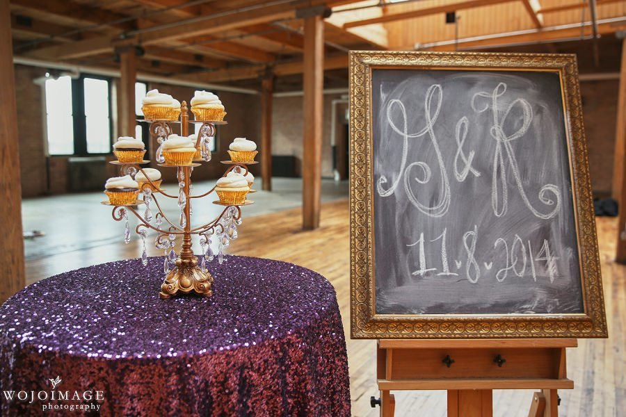Skyline Loft Chicago Wedding Venue