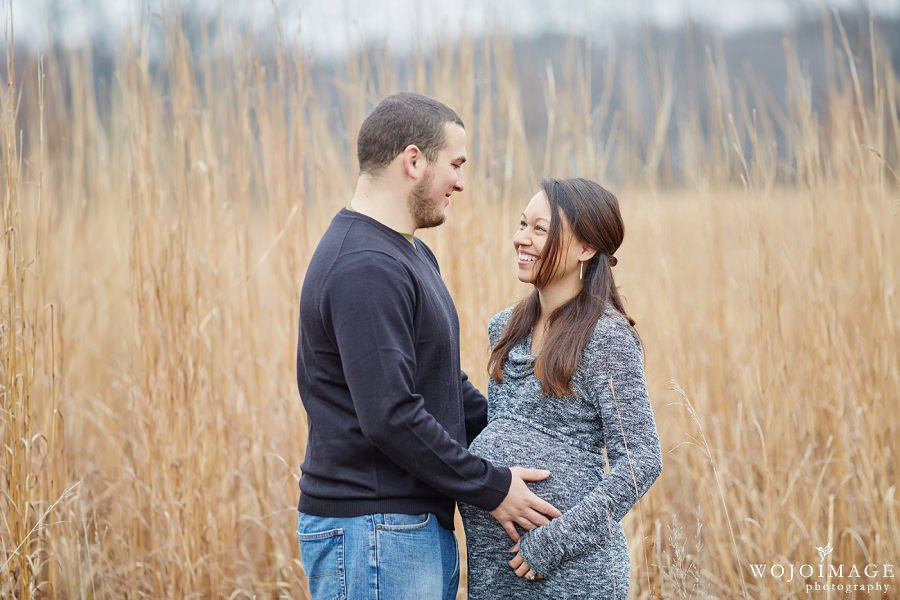 Chicago Lifestyle Maternity Photographer