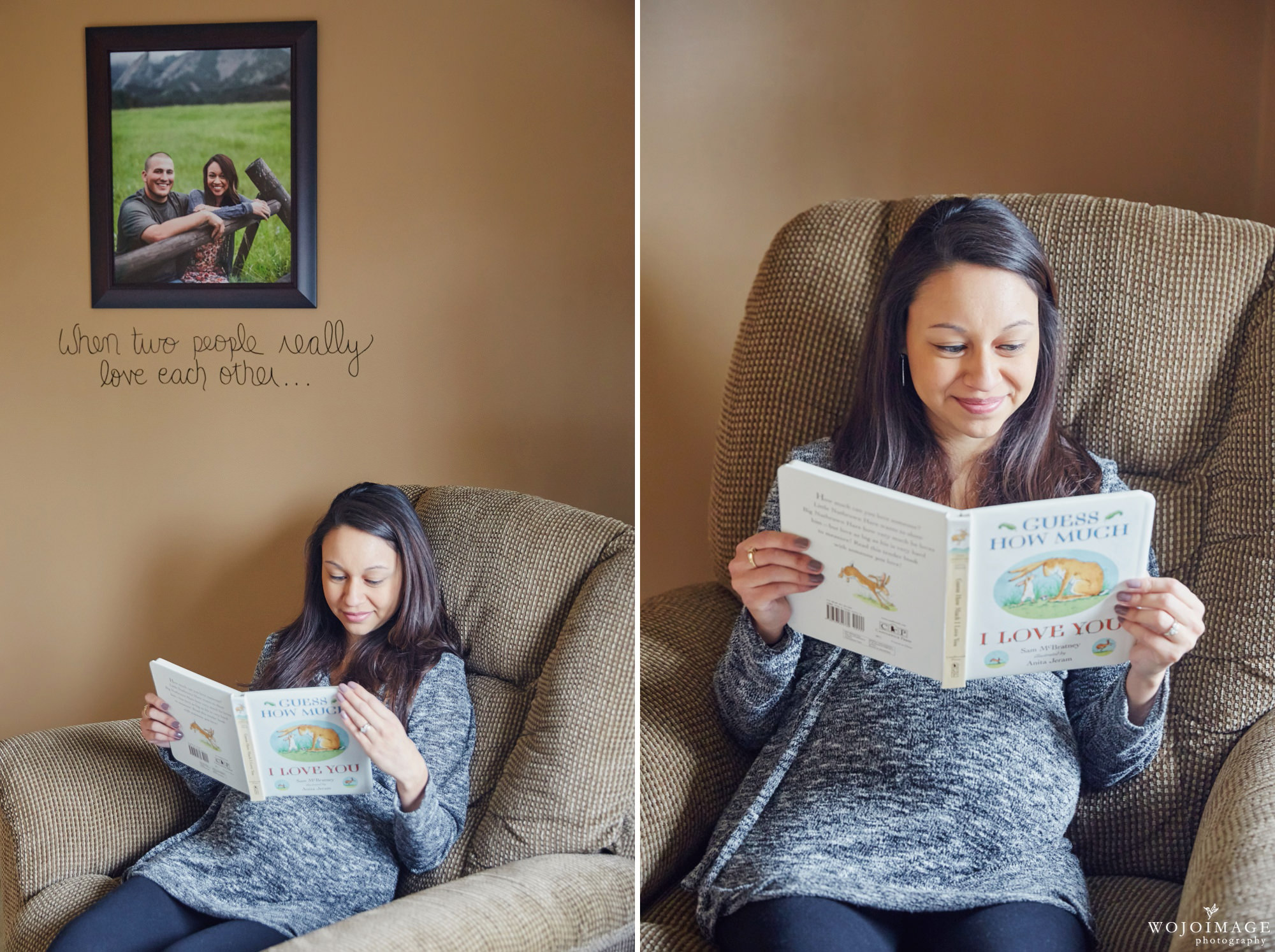 Seattle Mom to be Ready a Book