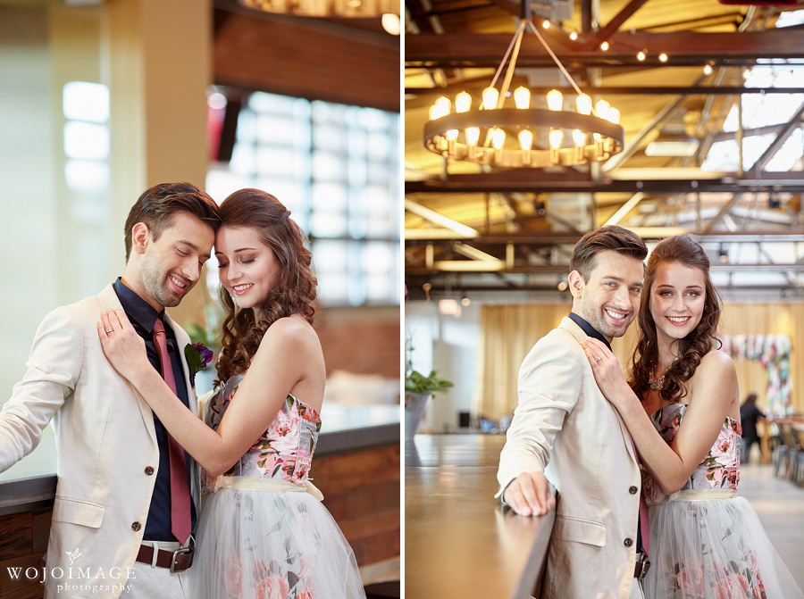 Ovation Chicago Wedding Editorial Photo Shoot
