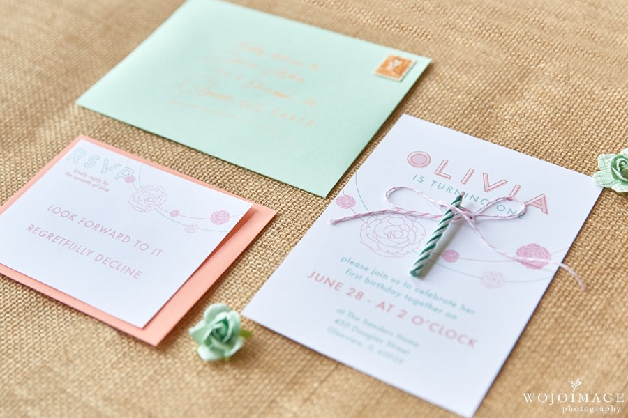 One Year Old Girl Birthday Party Photo Ideas