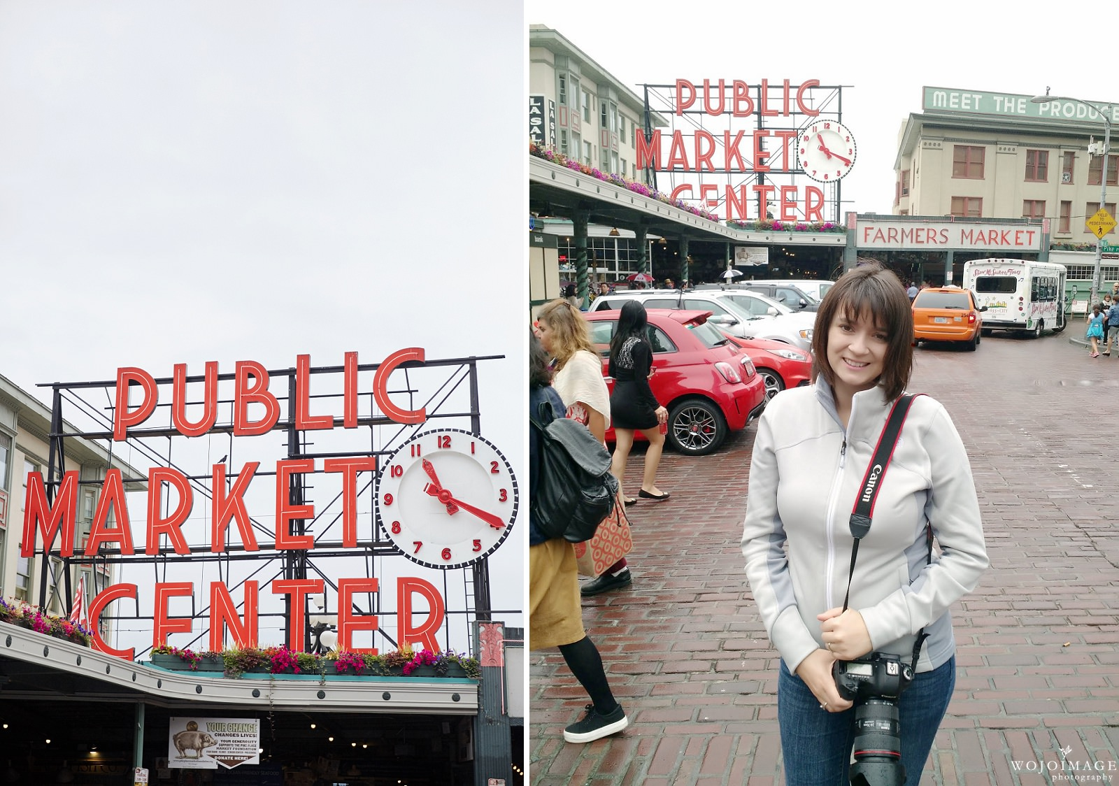 Visiting Seattle