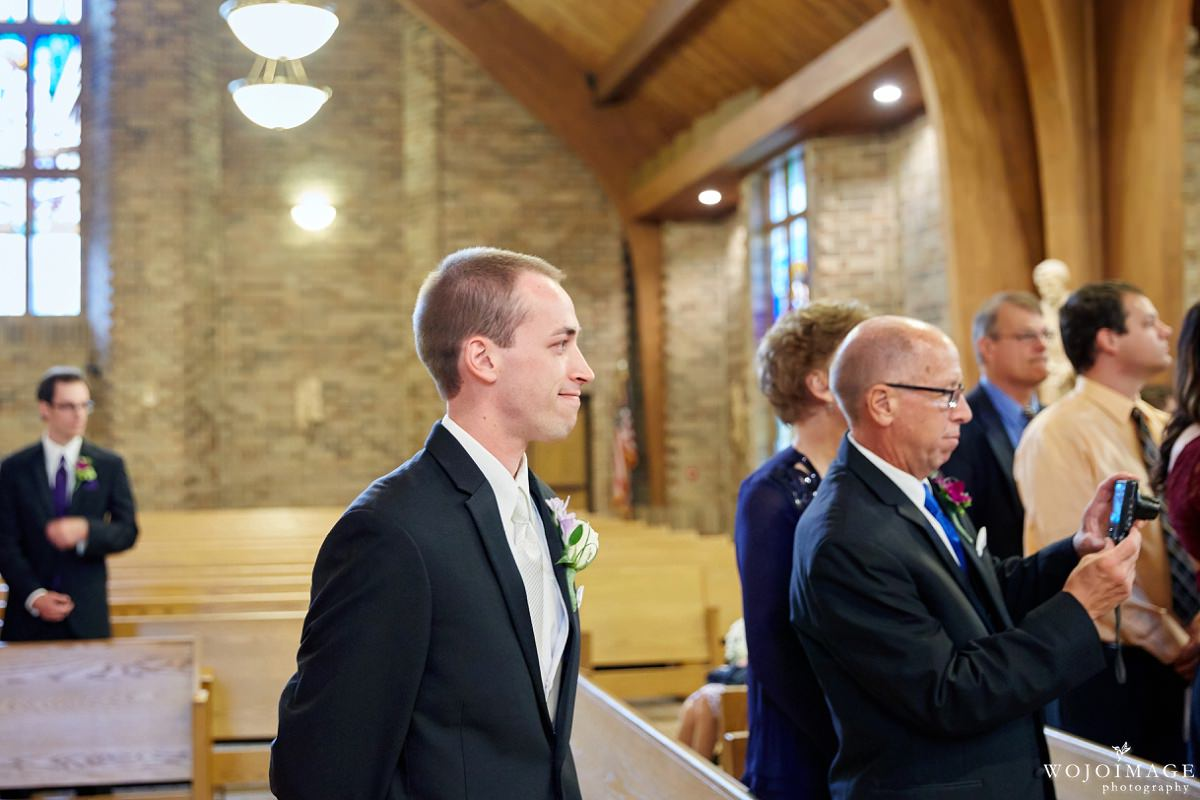 St William Parish Waukesha WI Wedding