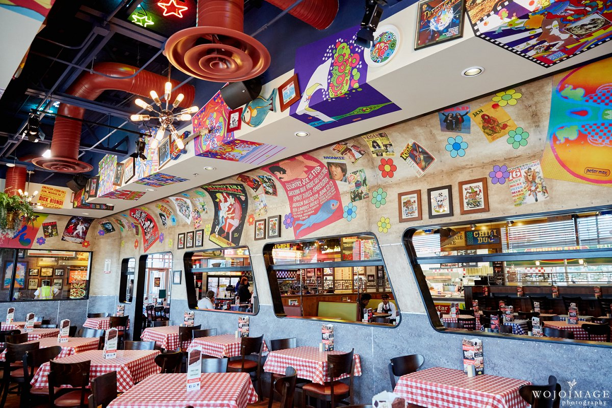Portillo's Grand Opening Homewood Illinois