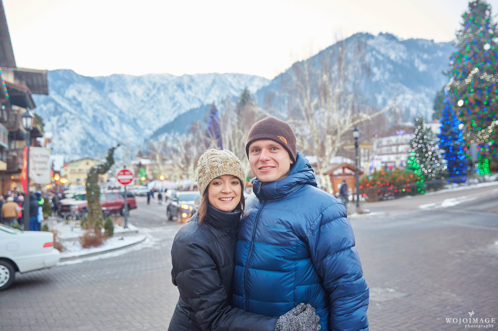 Visiting Leavenworth