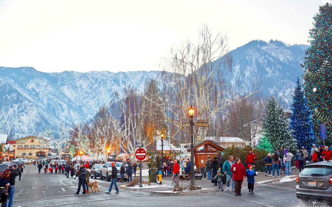 PNW Adventures-Visiting Leavenworth Washington