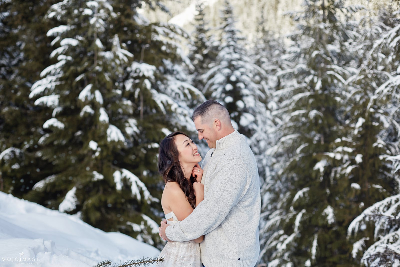 Crystal Mountain Wedding Photos