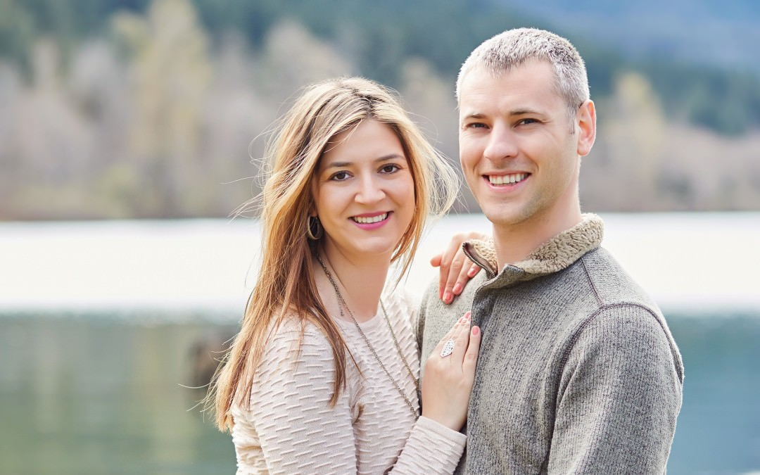 Sabina and Robert- RATTLESNAKE LEDGE HIKING ENGAGEMENT SESSION