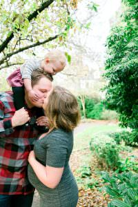 Seattle Lifestyle Maternity and Newborn Photography