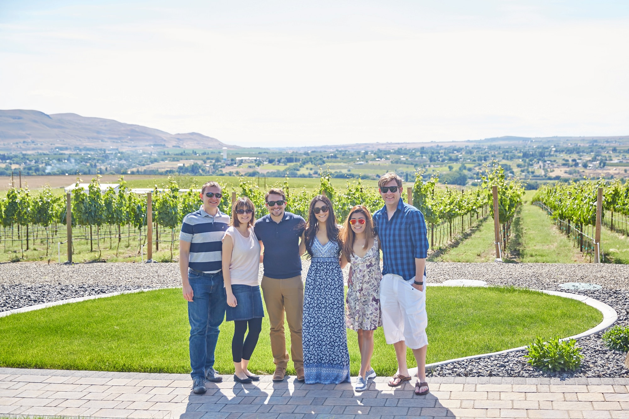 Red Mountain Area Wineries