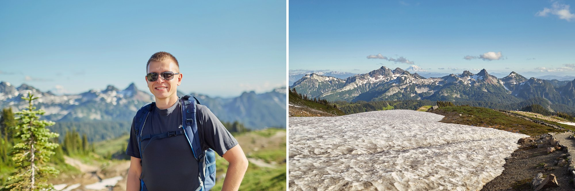 Mount Rainier Photo Session Adventure