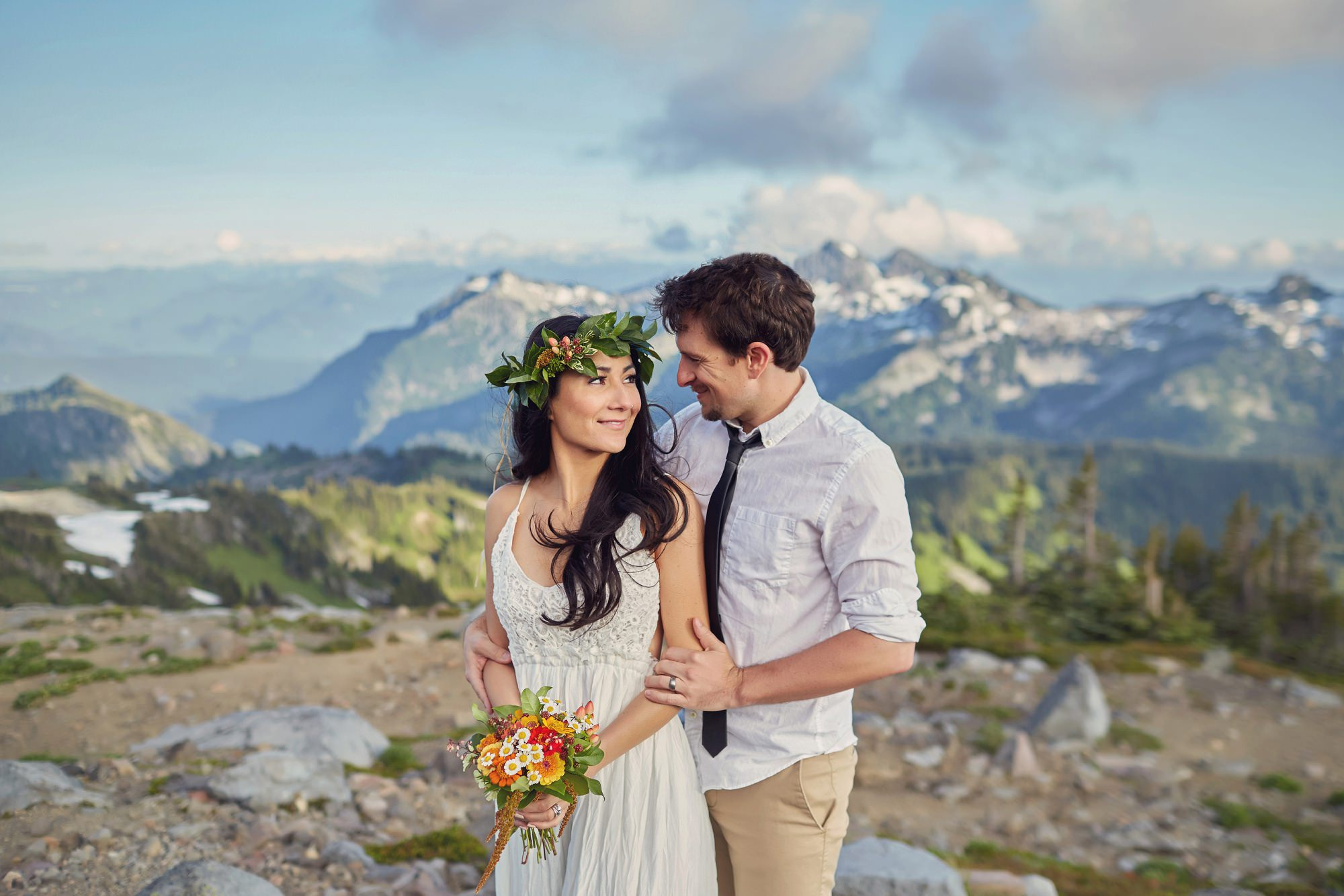 Seattle Elopement
