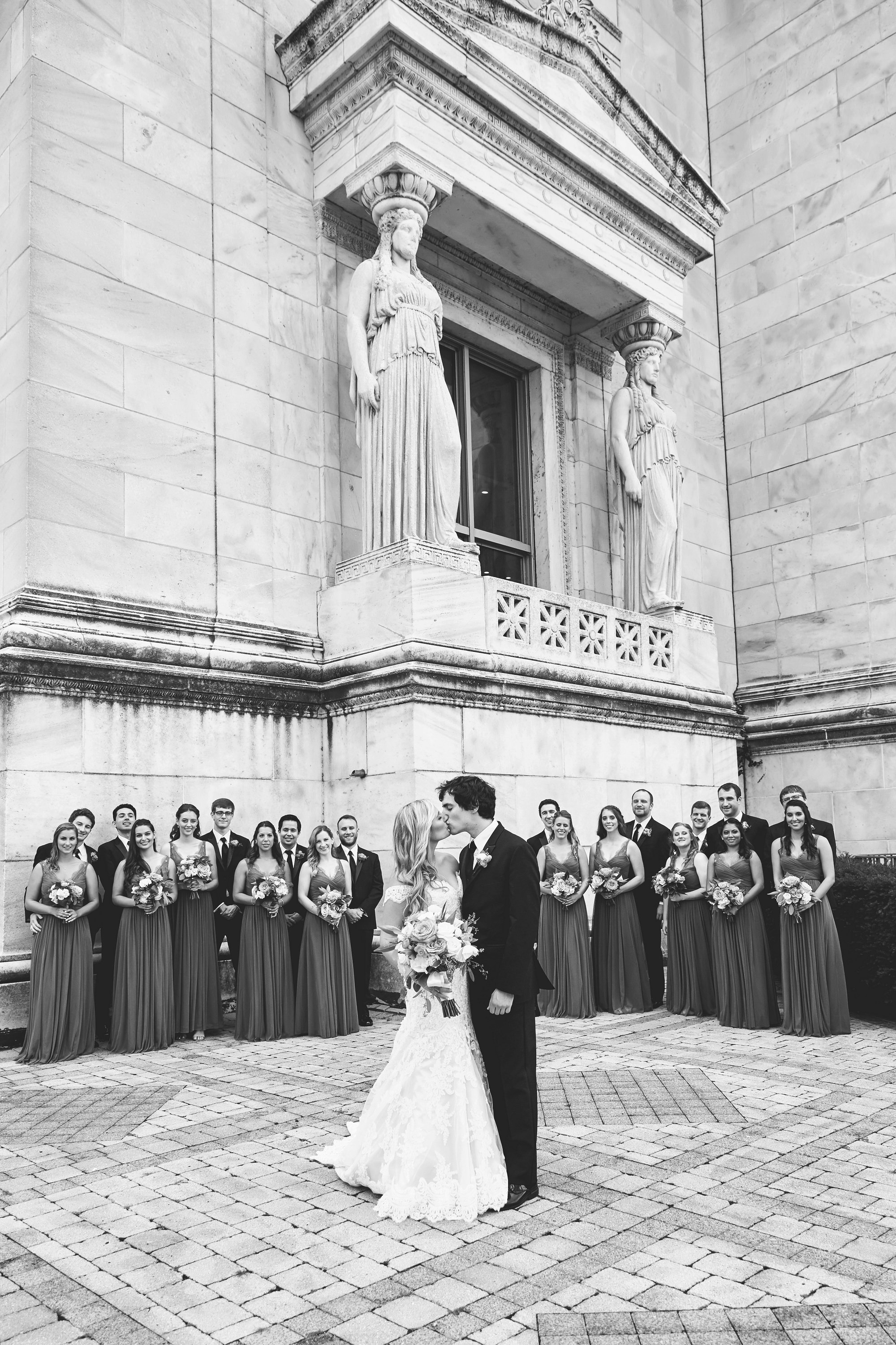 Chicago Field Museum Wedding