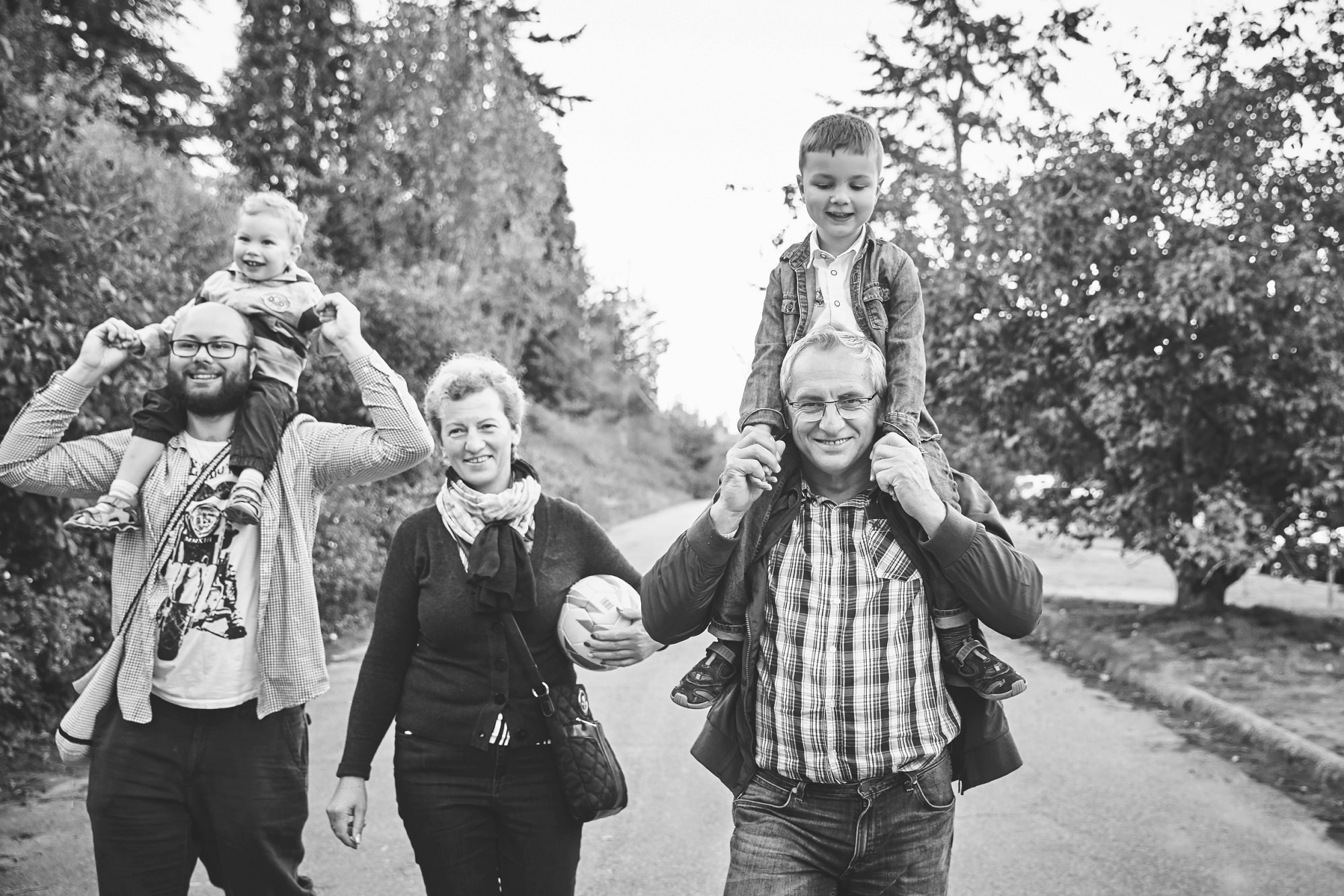 Day In The Life Seattle Family Photographer