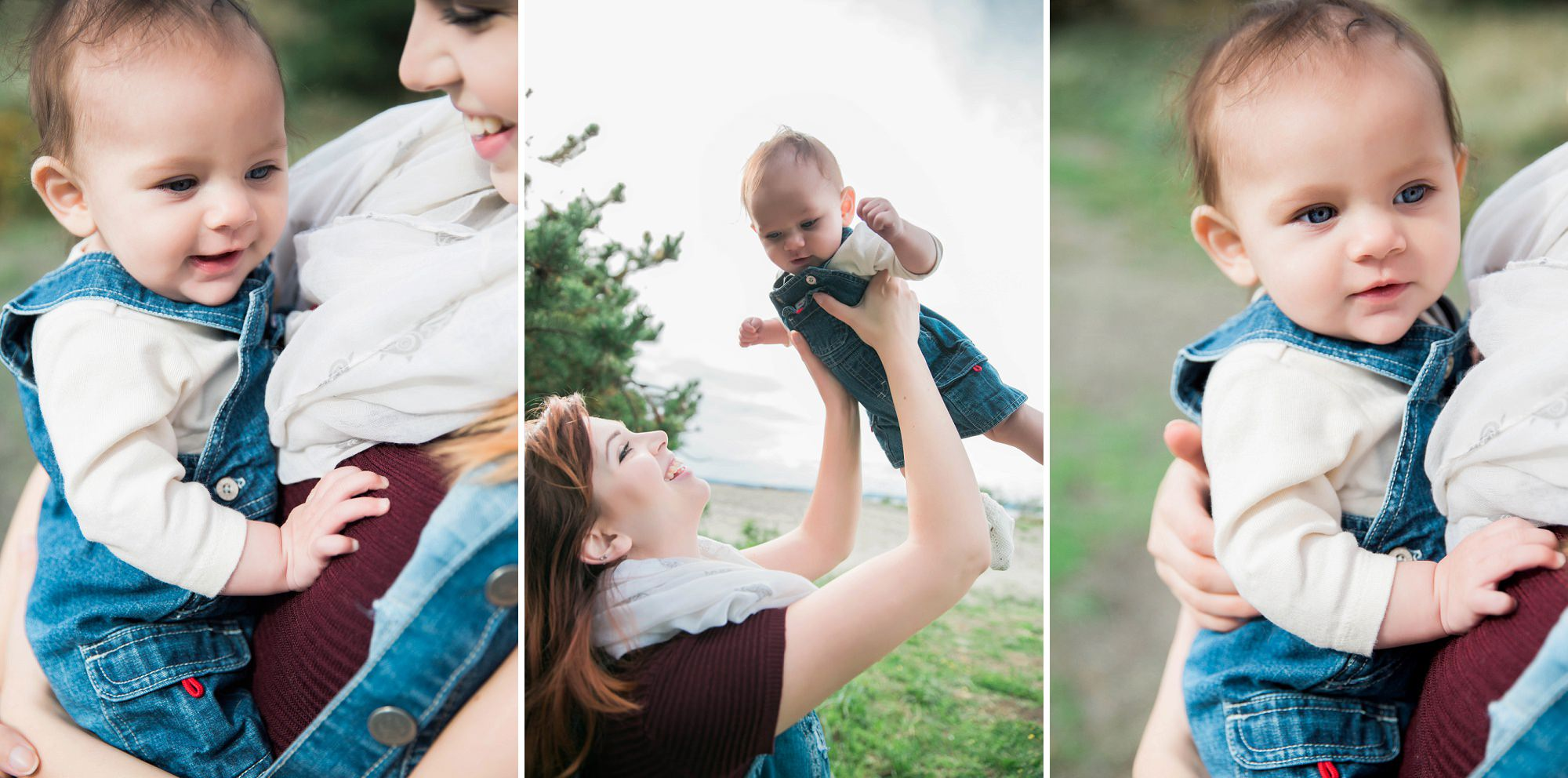 6 Month Old Seattle Baby Photographer