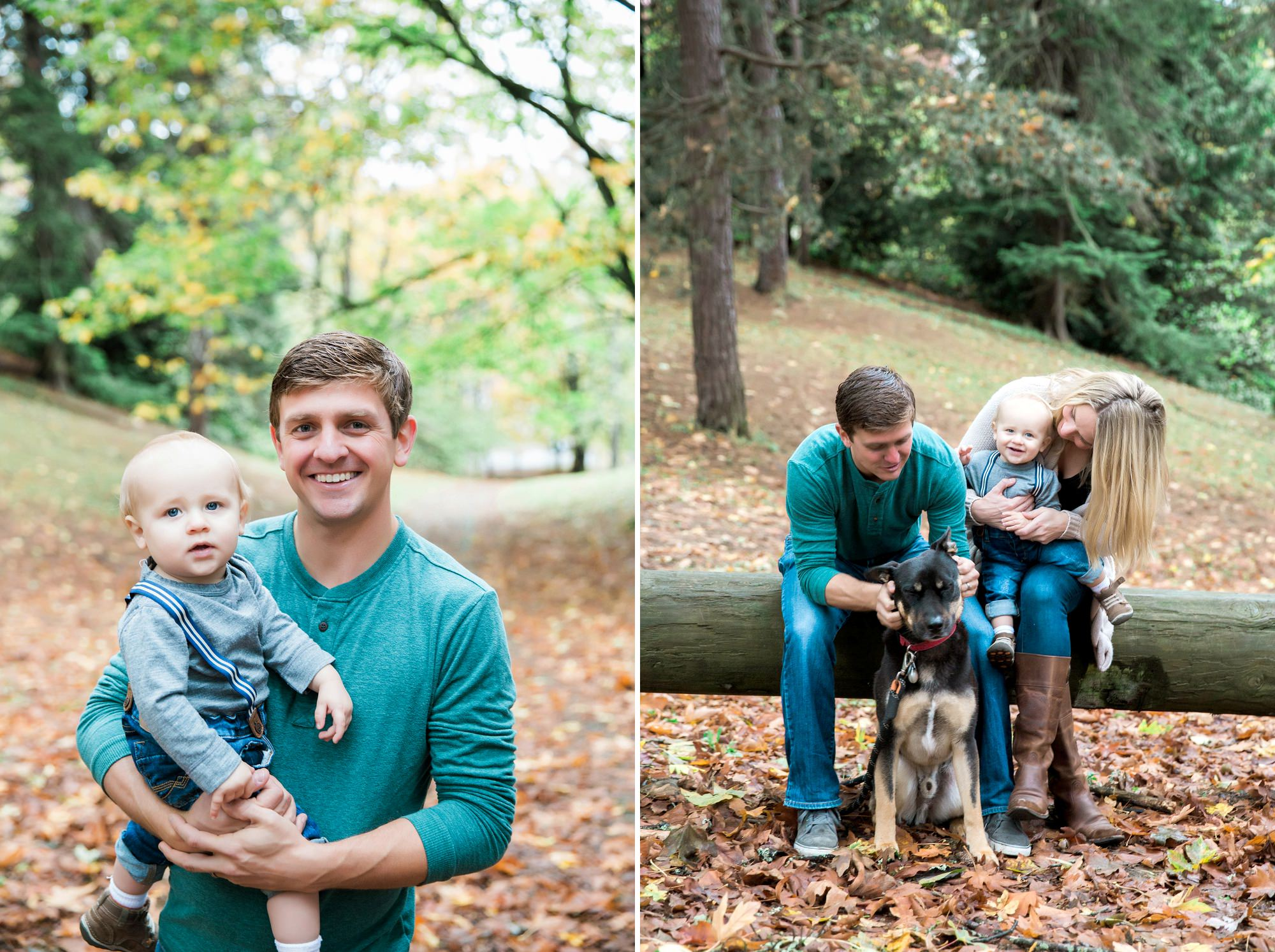 David Rodgers Park Seattle Family Session