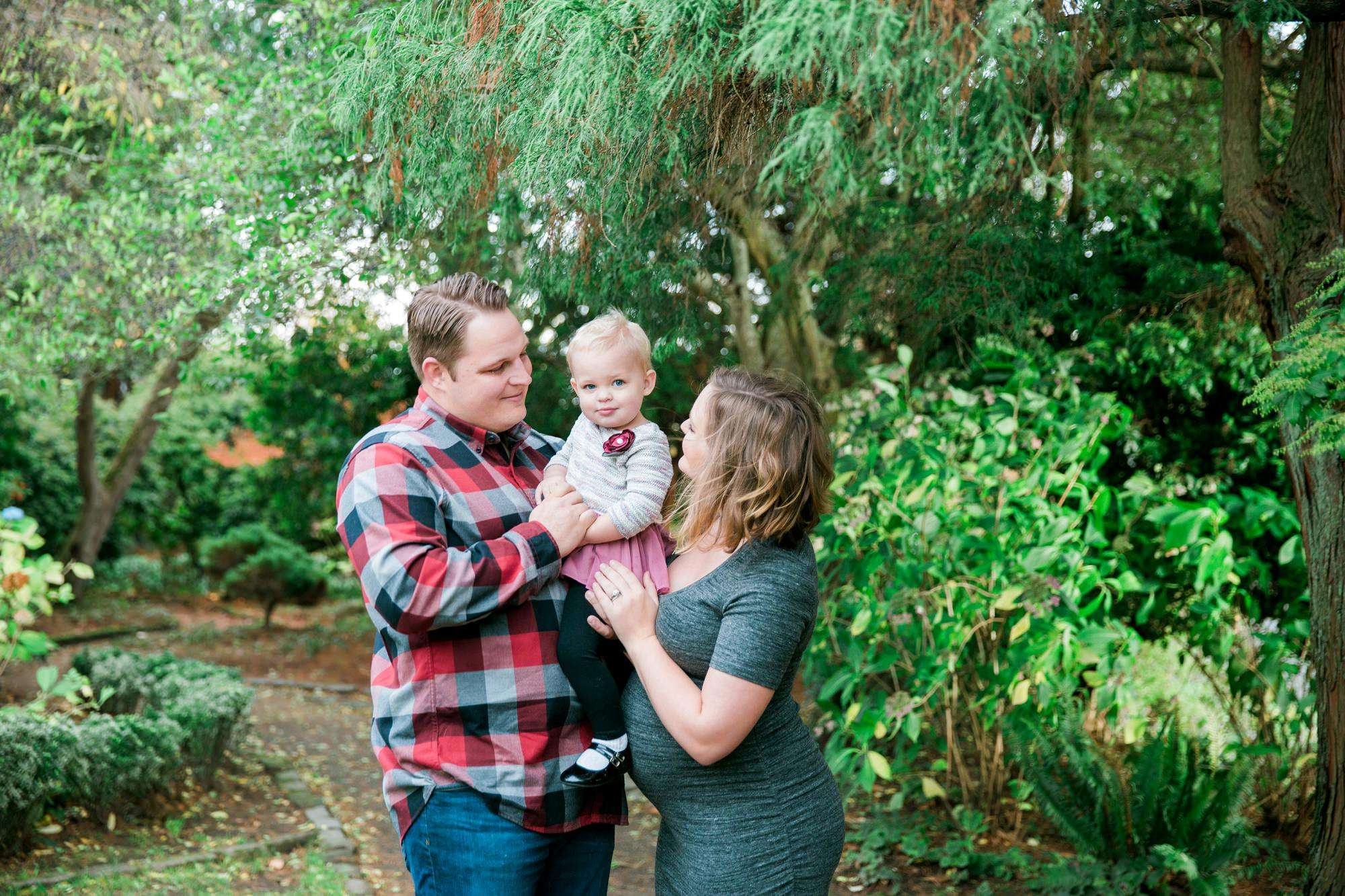 Seattle Family Lifestyle Photography