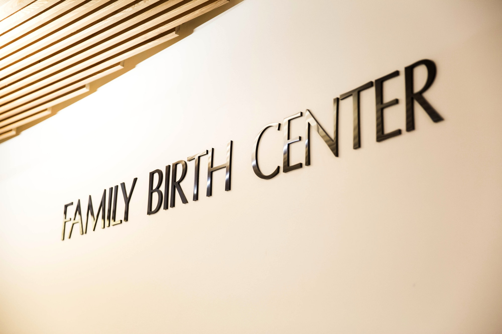 family birth center at the hospital