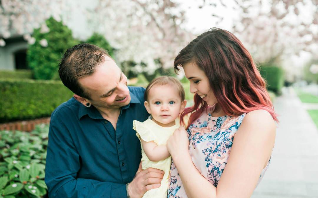 Evelyn One Year Session-Seattle Family Lifestyle Photography