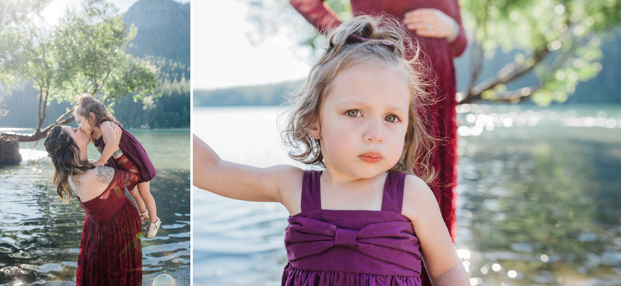 rattlesnake lake family photos